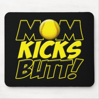 Mom Kicks Butt copy.png Mouse Pad