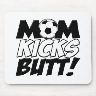 Mom Kicks Butt (S).png Mouse Pad