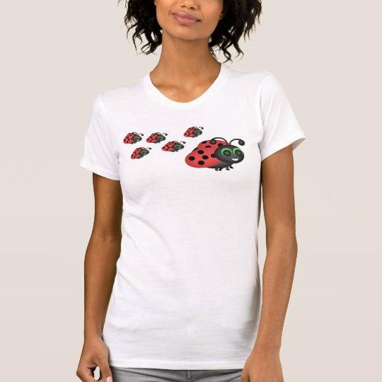 Mom & Kids Ladybug T-Shirt