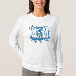 Mom Knows Best Organic Planet T-Shirts