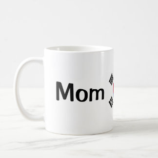 Mom Korean Mug