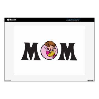 Mom Laptop Skin