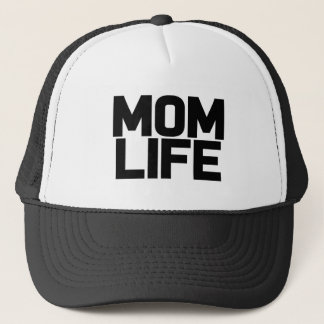 Mom Life Funny saying women's hat