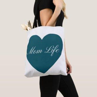 Mom Life Tote Bag