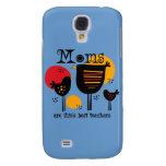 Mom Life's Best Teacher 3G i Galaxy S4 Covers