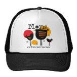 Mom Life's Best Teacher Hat