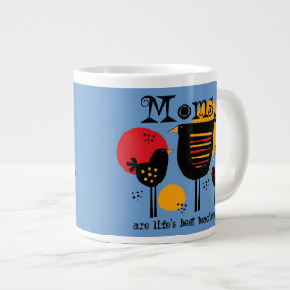 Mom Life's Best Teacher Specialty Mug Extra Large Mugs
