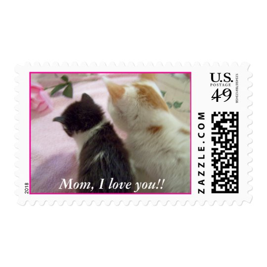 Mom love stamps