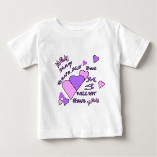 Mom may have MS Baby T-Shirt