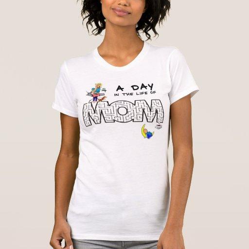 Mom Maze T-Shirt