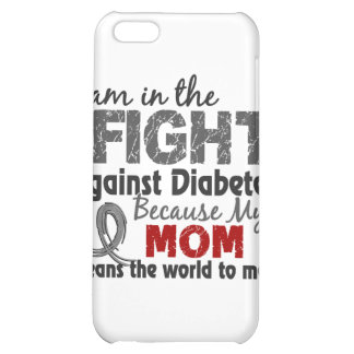 Mom Means World To Me Diabetes iPhone 5C Covers