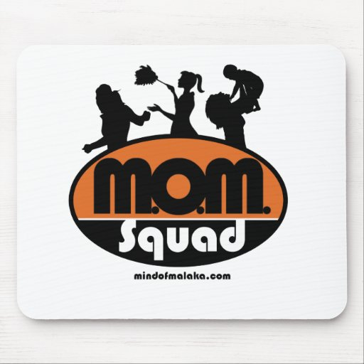 MOM Merch Mouse Pads