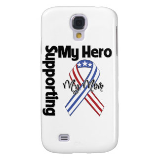 Mom - Military Supporting My Hero Galaxy S4 Case