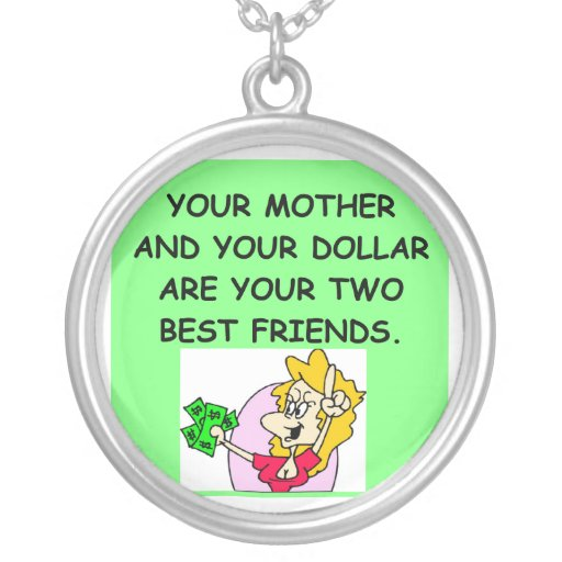 mom money pendants