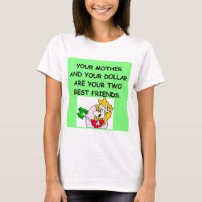 mom money T-Shirt