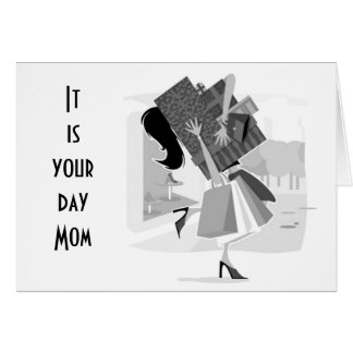 "MOM-MOTHER'S DAY/EVERYDAY ""ENJOY"" CARD"