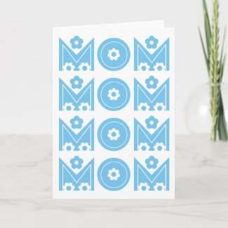 Mom Mother's Day Gifts card