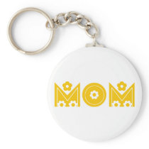 Mom Mother's Day Gifts Keychain