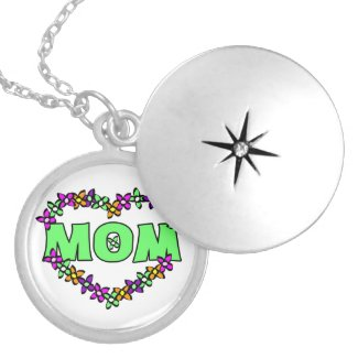 Mom Mothers Day zazzle_necklace