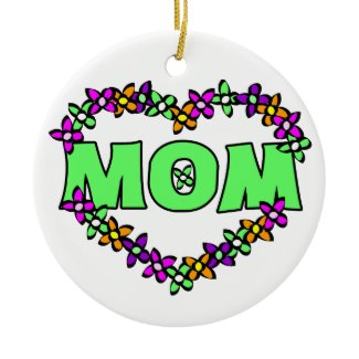 Mom Mothers Day Ornament