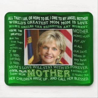 MOM-MOUSEPAD MOUSE PAD