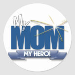 Mom My Hero - Great Gifts Mother's Day Sticker