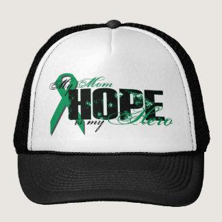 Mom My Hero - Kidney Cancer Hope Trucker Hat