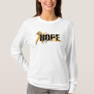 Mom My Hero - Leukemia Hope T-Shirt