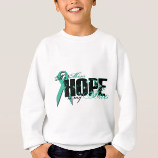 Mom My Hero - Ovarian Hope Sweatshirt