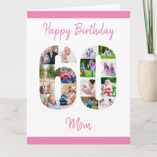 Mom 60th Birthday Cards
