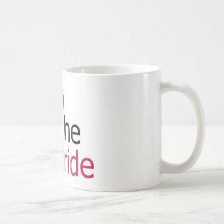 Mom of the Bride Coffee Mug