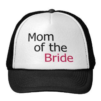 Mom of the Bride Trucker Hat