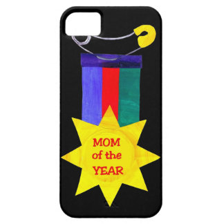 Mom of the Year Medal iPhone 6/6s Case