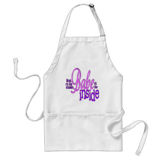 Mom On The Outside - Standard Apron
