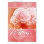 Mom Peony Birthday Card
