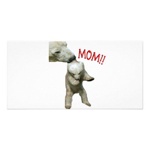 MOM!! PHOTO CARDS