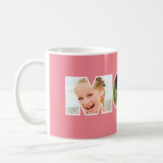 MOM Photo Coffee Mug