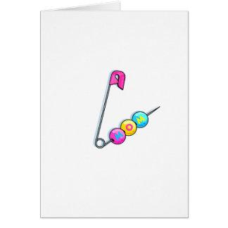 Mom (Pin) Card