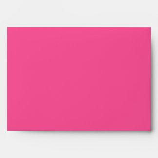 Mom & Pink Tattoo Rose Diamond Envelope