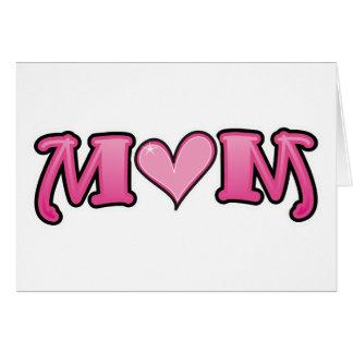 Mom PinkHeart