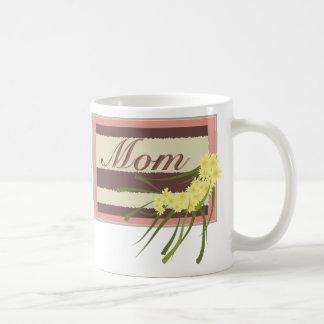 Mom Plaque Coffee Mug