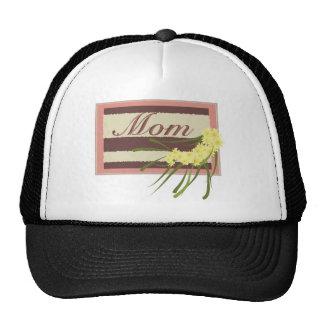Mom Plaque Trucker Hat