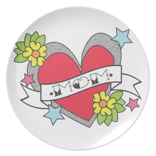 Mom Plate