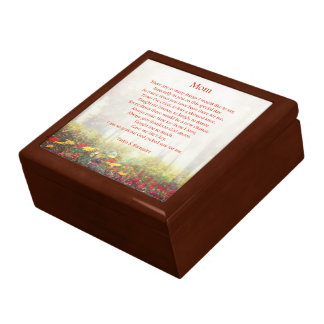 Mom Poetry Collector Gift Box