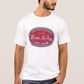 Mom & Pop Logo T-Shirt