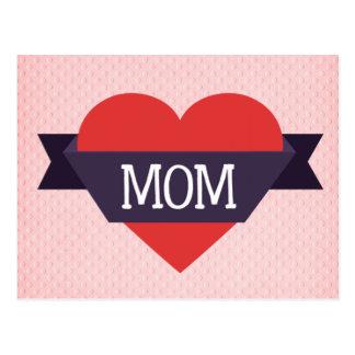 Mom Postcard