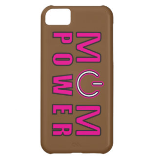 Mom Power, Power Mom iPhone 5C Covers