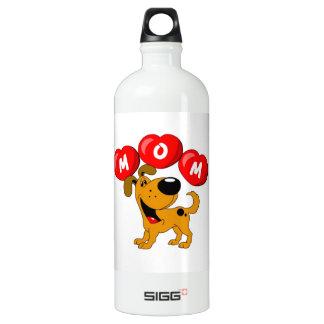 Mom (Pumpkin) SIGG Traveler 1.0L Water Bottle
