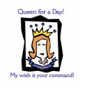 Mom Queen For a Day t-shirts and Gifts shirt