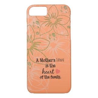 Mom Quote iPhone 8/7 Case